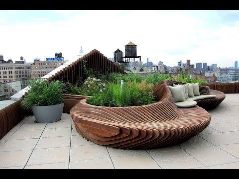 100+ Rooftop Garden | Roof Terraces Garden Design & Ideas