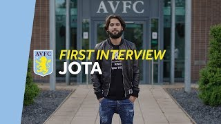 First interview | Jota
