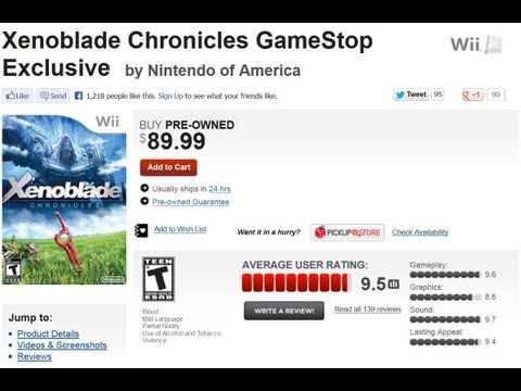 Gamestop Charges $89.99 for Used Games?!