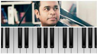 Netru Illadha Maatram Pudhiya Mugam A.R. Rahman Perfect Piano Cover.mp3
