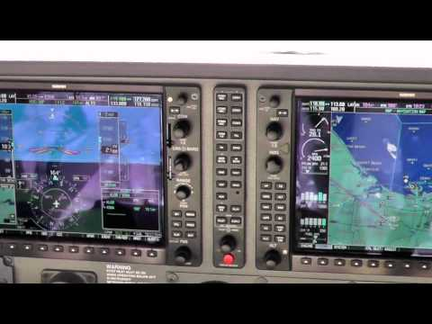 Demo Flight N5176B 2009 Cessna T182T