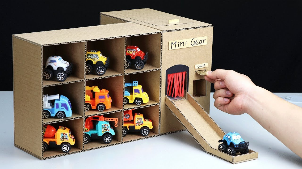 Download How to Make Vending Machine with Cars