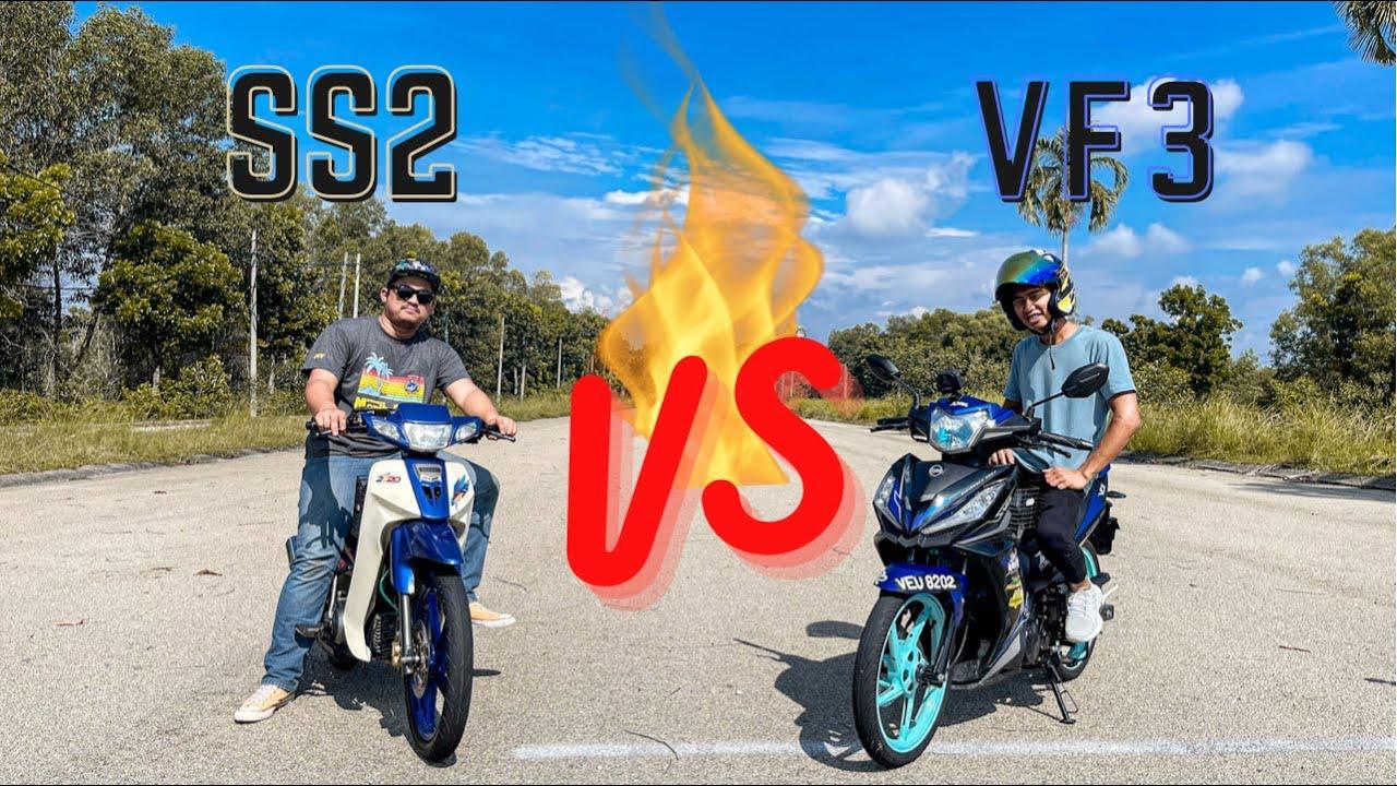 Download Yamaha SS2 vs SYM VF3 | #1 Fans Vote power ??! | S2 Episode 21