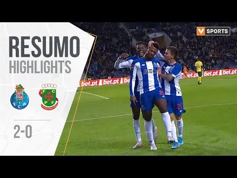 Highlights | Resumo: FC Porto 2-0 Paços de Ferreira (Liga 19/20 #12)