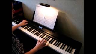 Niemals geht man so ganz - piano