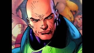 GRAND MUGEN CHAMPIONSHIP: Round 1: Match 35: Lex Luthor vs. Sonic
