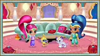 Shimmer and Shine: Genie Palace Divine - Nick Jr Game For Kids