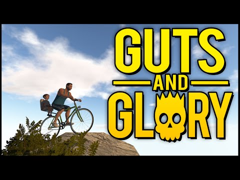 CANNON BALL TO THE FACE ➤ Guts and Glory - Happy Wheels 3D [Gameplay & Funny Moments] - 동영상