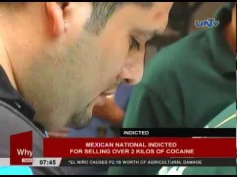 Mexican national indicted for selling over 2 kilos of cocaine