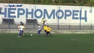 ДЮСШ 11 - Черноморец (Одесса) 3:4 ФК Интер (Днепропетровск) 1 тайм