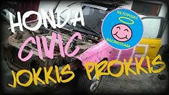 Honda Civic / JM / Jokkis Projekti Ep.1
