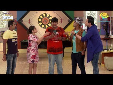 Download NEW! Ep 3273 - Goli Ko Aaya Bhide Ka Call! | Taarak Mehta Ka Ooltah Chashmah | तारक मेहता