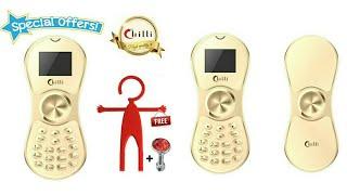 Chilli Fidget Mobile Phone Spinner | World's Smallest Mobile Buy Now