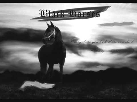 Black Horses .