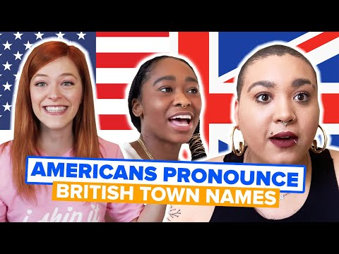 Americans Try To Pronounce British Towns Ft. Kelsey, Freddie & Jazzmyne