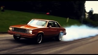 Big Block 1978 Chevy Malibu BURNOUT Compilation!
