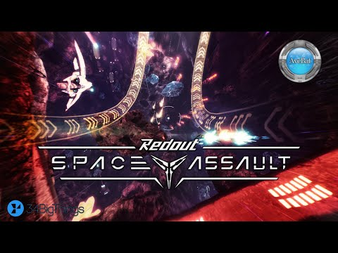 Redout Space Assault Gameplay 60fps  