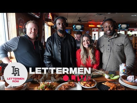 Lettermen Live: Ohio State rolling into ranked showdown with Wisconsin