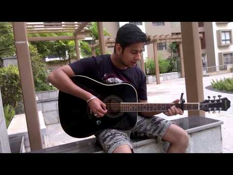 Aadat | Atif aslam version | Guitar cover