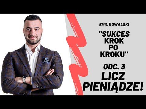 Sukces krok po kroku - Licz pieniądze! odc. 3. Emil Kowalski