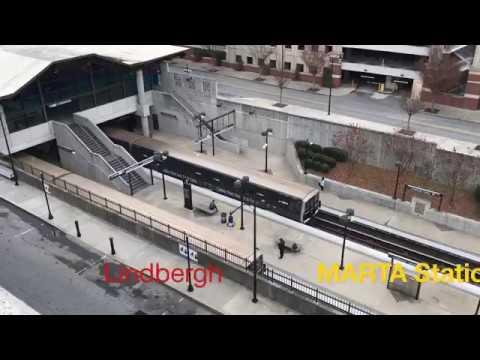 Lindbergh MARTA Station