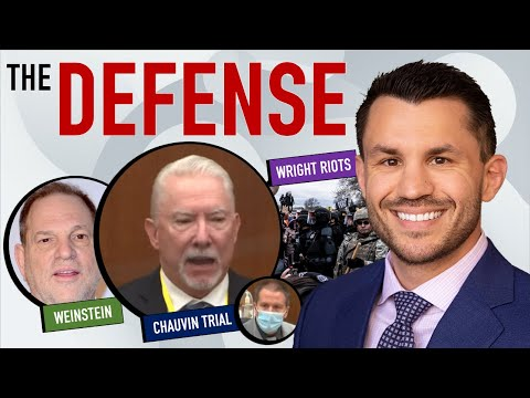 Chauvin Trial Day 24, Daunte Wright Riots Aftermath, New Harvey Weinstein Indictment