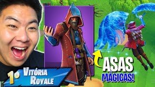 I BOUGHT THE NEW EPIC SKIN OF THE MAGE AND IT'S AMAZING!! -Fortnite Battle Royale