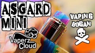 Asgard Mini [25mm] RDA   Vaperz Cloud   Vaping Bogan