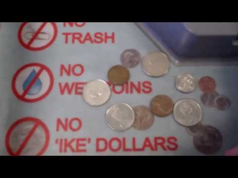 Cashing in Coins at my Bank: ACTION-PACKED ADVENTURE!!