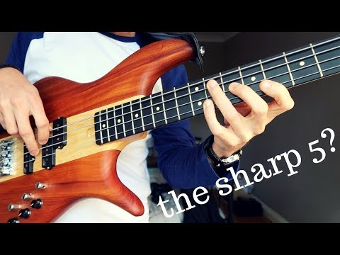 Ridiculous bass lick (and the note I can't live without)