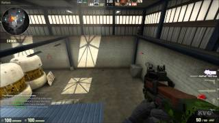 Counter-Strike: Global Offensive - Nuke Gameplay (PC HD) [1080p]