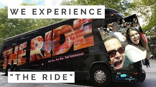 We did it! The Ride NYC Interactive Bus Tour Around Manhattan
