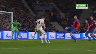 Toni Kroos vs Viktoria Plzen (A) 18-19 1080i HD (07/11/2018)