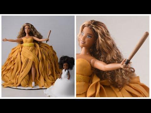 Hold Up! Amazing Beyoncé Lemonade Cake! DIY Cake Decoration By So Yummy