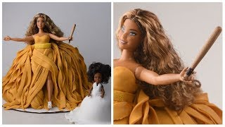 Hold Up! Amazing Beyoncé Lemonade Cake! DIY Cake Decoration by So Yummy