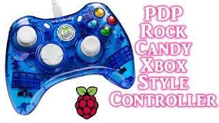 PDP Rock Candy Wired Controller Review (Pi + Xbox)