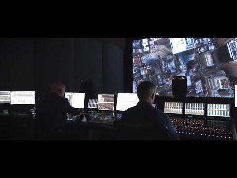 Xperia 1 – behind the scenes with Dolby Atmos®