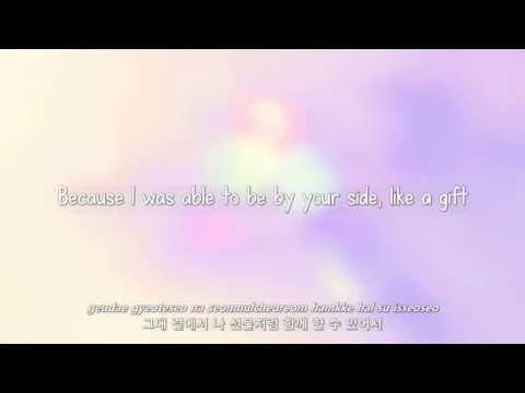 JB (GOT7)- Forever Love lyrics [Eng.   Rom.   Han.]