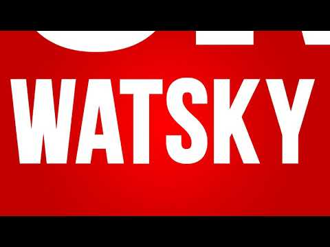Watsky-The One [All You Can Do LYRICS VIDEO]