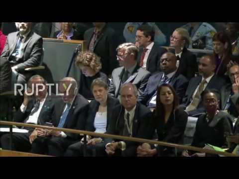 UN: Antonio Guterres appointed as ninth United Nations Secretary General
