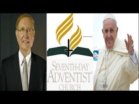 SDA General Conference With Pope Francis Against Stephen Bohr in Panama. Papacy One World Religion