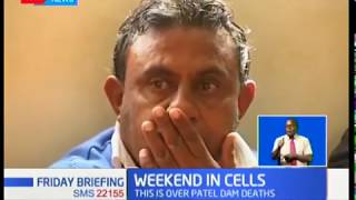 Perry Mansukh, Patel farm to spend weekend in police cells