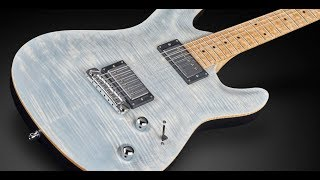 Heavy Metal Backing Track in C#m