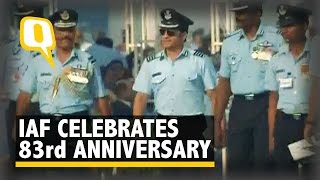 Sachin Tendulkar Joins the Celebrations of IAF's 83rd Anniversary