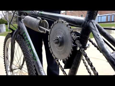 Senior Design Project (Regenerative Braking Bike)