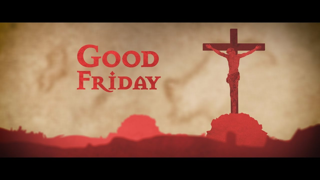 Good Friday - Easter Series 2019 - Archdiocese of Brisbane