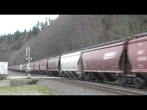 Railfanning Western Washington