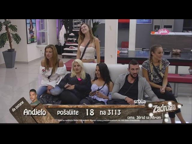 Zadruga - Novinari u Beloj ku?i - 21.05.2018.