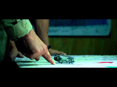 Lone Survivor: Commander Kristensen Outlines The Plan For Operation Red Wings 2013 Movie Scene
