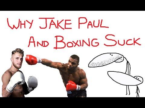 Download Jake Paul vs GradeAUnderA  - The Biggest PRBLM In Boxing